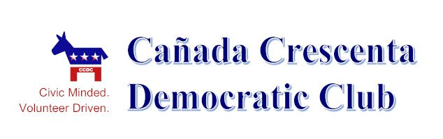 Cañada Crescenta Democratic Club logo
