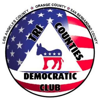 Tri-Counties Democratic Club logo
