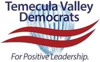 Temecula Valley Democrats Chartered Club logo