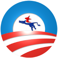 Democrats of Hemet-San Jacinto logo Riverside county