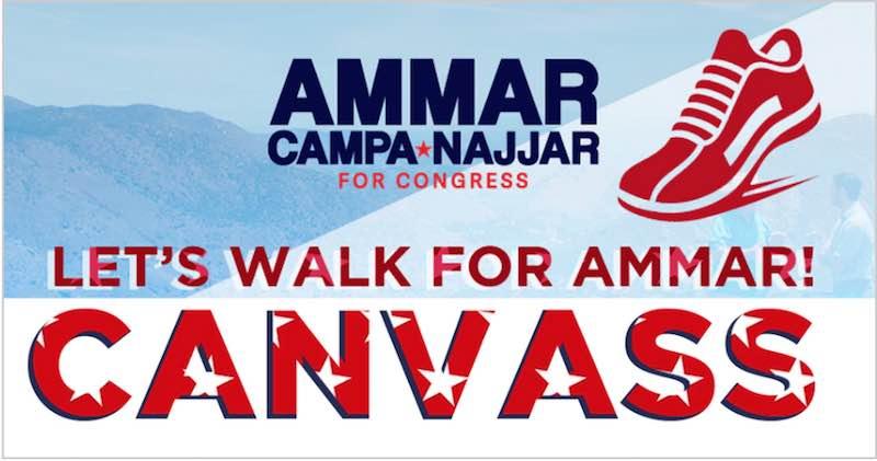 Ammar Campa-Najjar Canvass
