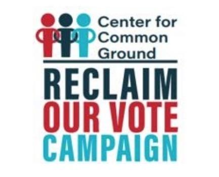 Reclaim Our Vote Postcards