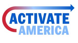 Activate America logo